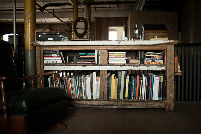 chris valour bookcase