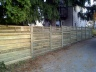 chris valour, custom fence
